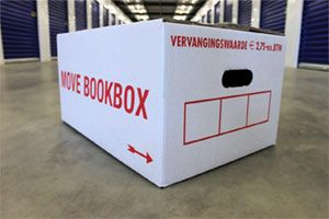 Boekendoos Drive In Box